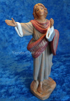 "John the Apostle - 5"" Fontanini Nativity Figure 53503"