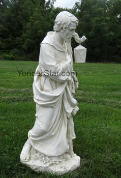 "39"" Large Outdoor Nativity Set Joseph Ivory - 39523 - Pre-order 2021"
