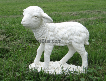 "Lamb for 39"" Large Outdoor Nativity Set - 35095"