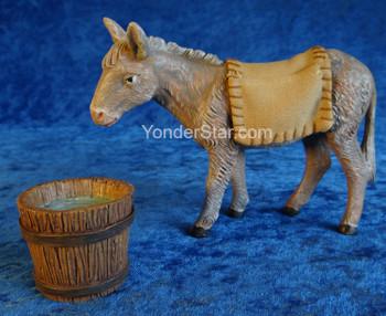 Fontanini nativity Marys Donkey