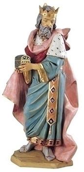 Large Fontanini Melchior