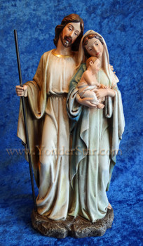 "12"" Holy Family Nativity Figurine by Joseph's Studio 66036"