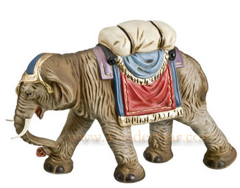 German Marolin nativity Elephant