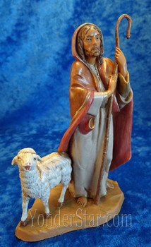 "The Good Shepherd - 5"" Fontanini Figure 50607"