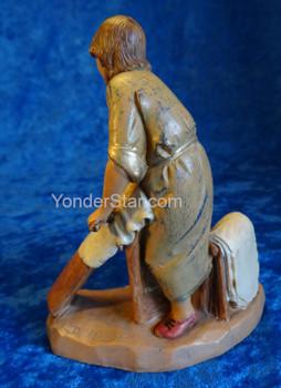 "Julian - 5"" Fontanini Nativity Parchment Maker - 54086"