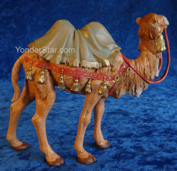 "Camel Standing - 7.5"" Fontanini Nativity Animals 52744"