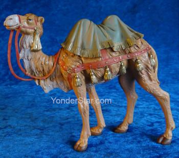 Camel Fontanini nativity