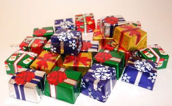 Set of 24 Foil Wrapped Chocolates -  Leaves Warehouse in 1 Business Day