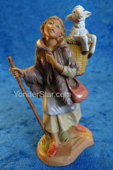 "Miriam - 5"" Fontanini  Nativity Shepherdess 72572"