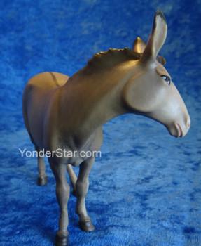 Donkey LEPI Venetian Italian Nativity