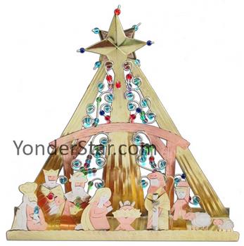 Brilliant Star Nativity
