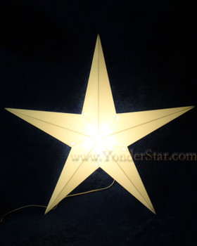 """22"""" Outdoor Lighted Star"""
