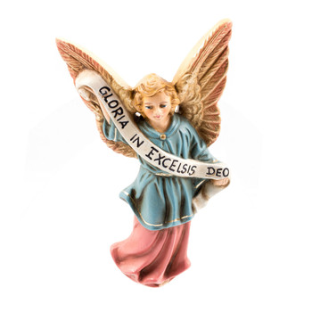 Creche set angel.