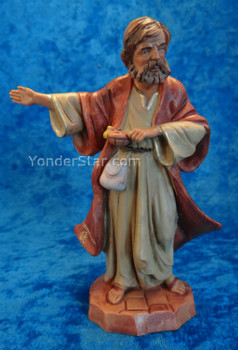 Fontanini nativity Thaddeus