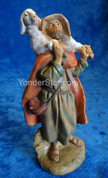 "Matthew - 5"" Fontanini Nativity Shepherd 57549"