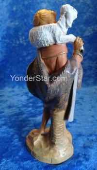 "Gabriel - 7.5"" Fontanini Nativity Shepherd  72851"
