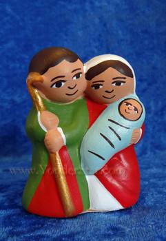 Tiny Holy Family Peru
