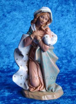 Fontanini nativity Mary