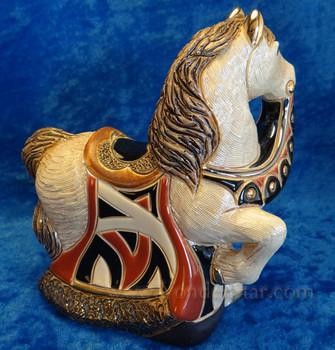Uruguay nativity horse