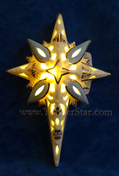 lighted bethlehem star lenox