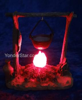 "Campfire - 5"" Fontanini Nativity Accessory 59532"
