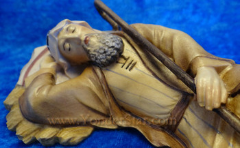 Sleeping Shepherd LEPI Venetian Italian Nativity