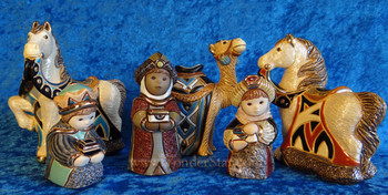 Ururguay Wisemen with animals