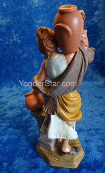 Judith retired Fontanini nativity