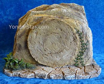 "Resurrection Tomb Life of Christ 5"" Fontanini Nativity Tomb 50627"