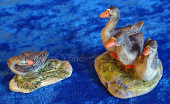 Geese - Hestia Companions Nativity Animals - Retired in 2012