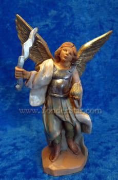 """Uriel - 5"""" Fontanini Nativity Archangel 54072"""