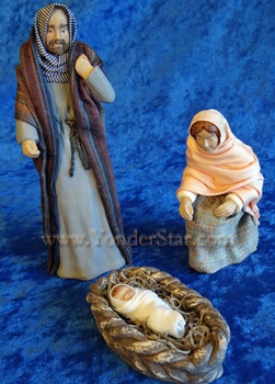 Hestia Nativity Set