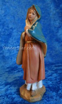 "Mary Mother of Christ - 5"" Fontanini Nativity Figure 53502"