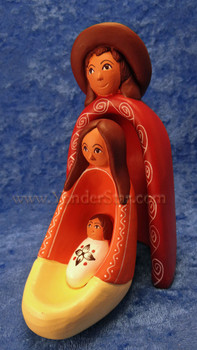 Nested Nativity Peru