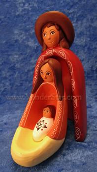 Nested Nativity Peru