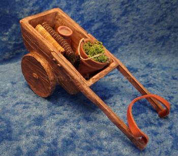 Donkey Cart - Hestia Companions Nativity Accessory