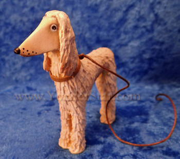 Kastlunger Afghan Hound for LEPI Kastlunger Wooden Nativity