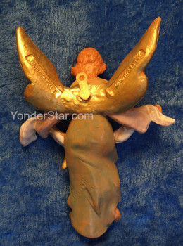 "Gloria Angel - 5"" Fontanini Nativity Angel 54060"