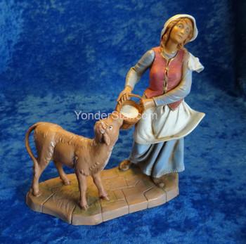 Fontanini nativity Julia