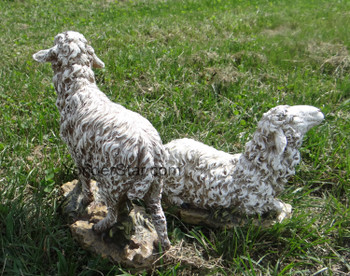 Sheep for Outdoor Nativity Scene - Set of 2 - 35212