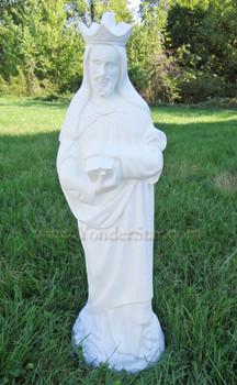 Wiseman Melchior Outdoor Nativity King