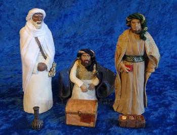 Wisemen - Hestia Companions Nativity Three Kings