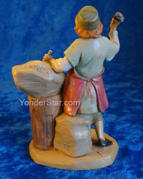 "Tiberius - 5"" Fontanini Nativity Roman Sculptor  75514"
