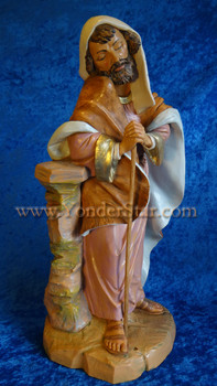 "Joseph  - 18"" Scale Fontanini Nativity  53711"