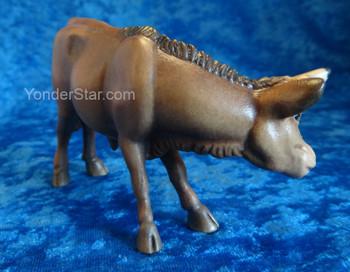 Ox for LEPI Nazarene Wooden Nativity