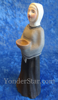 Henning carved nativity figure