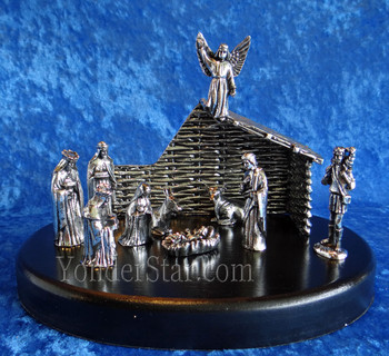 nativity from ireland