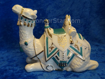 Lenox nativity camel