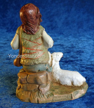 Nahome shepherdess