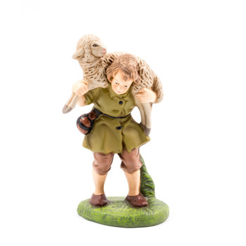 Shepherd boy Marolin nativity
